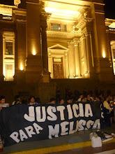 A un año de la sentencia condenatoria a Fujimori: Justicia para Melissa!