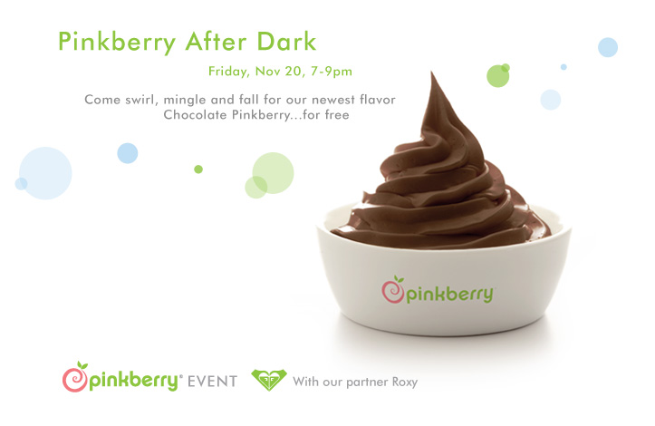 Pinkberry Hermosa Beach Ca