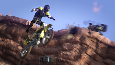 The MotorStorm screenshot 4