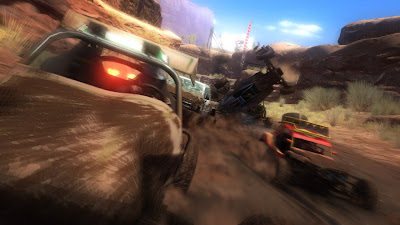 The MotorStorm screenshot 8