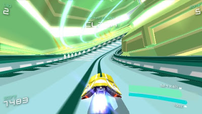 Wipeout Pulse screenshot 2