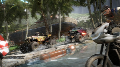 MotorStorm: Pacific Rift screenshot 4