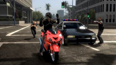Midnight Club: Los Angeles screenshot 4