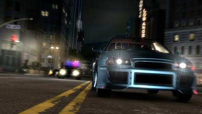 Midnight Club: Los Angeles screenshot 2