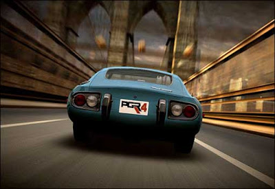 Project Gotham Racing 4 screenshot 4