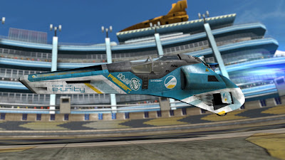 WipeOut HD Playstation 3 game screenshot 3