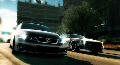 Need for Speed Undercover screenshot 1