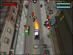 Grand Theft Auto Chinatown Wars screen 4
