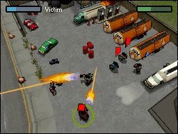 Grand Theft Auto Chinatown Wars screen 2
