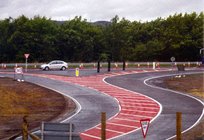 a fantastic road improvement scheme