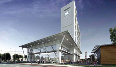 one of the incredible and extremely unique architectural icons that will attract people from far and wide