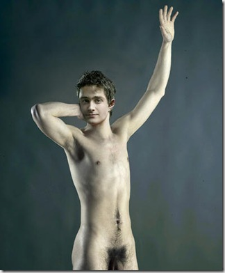 daniel radcl naked penis pictures