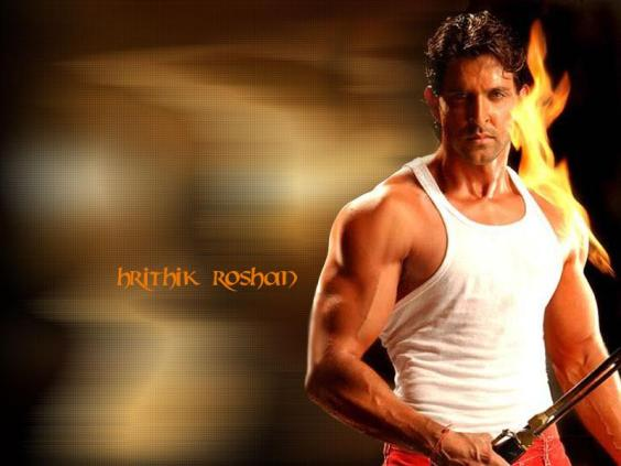 wallpaper of hrithik roshan in kites. Happy birthday to Hrithik