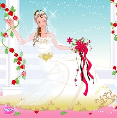 juegos de vestir novias para bodas