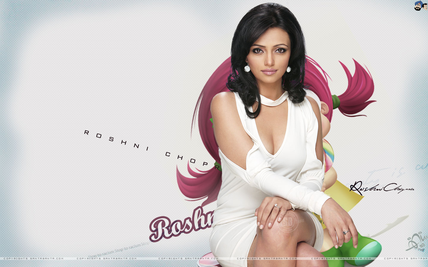 Roshni Chopra Indian Hot TV Actress and Host LatestGallerycom