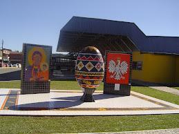 Monumento em homenagem à cultura polonesa