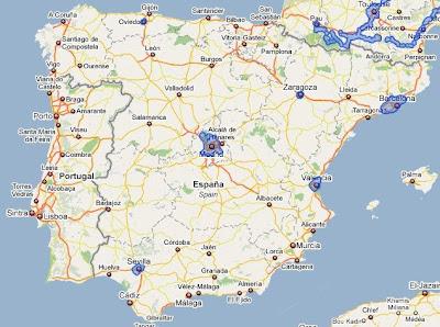 Ampliada la cobertura de StreetView en Madrid, Barcelona, Sevilla y Valencia StreetView-Espa%C3%B1a
