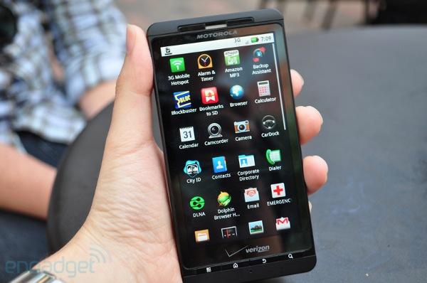 Lançamento da Motorola