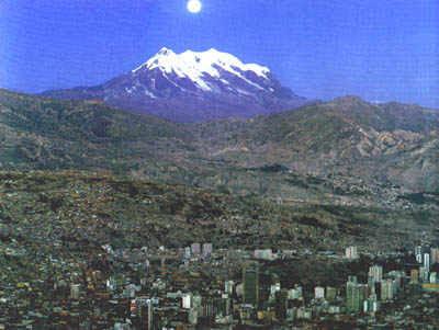 Ciudad de La Paz, Bolivia