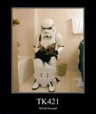 TK 421...