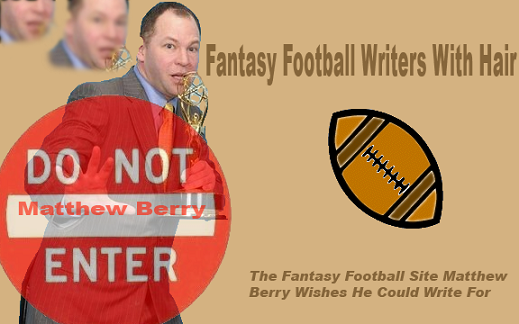Fantasy Football Writers With Hair