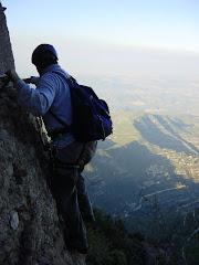 Via Teresina a Montserrat