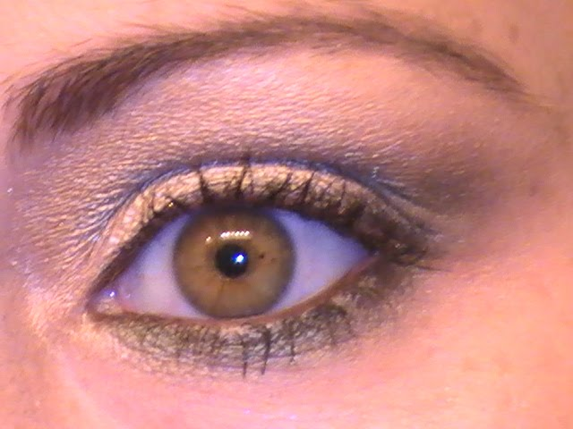 Rossetti Beauty Eye Makeup Tutorial For Hazel Eyes