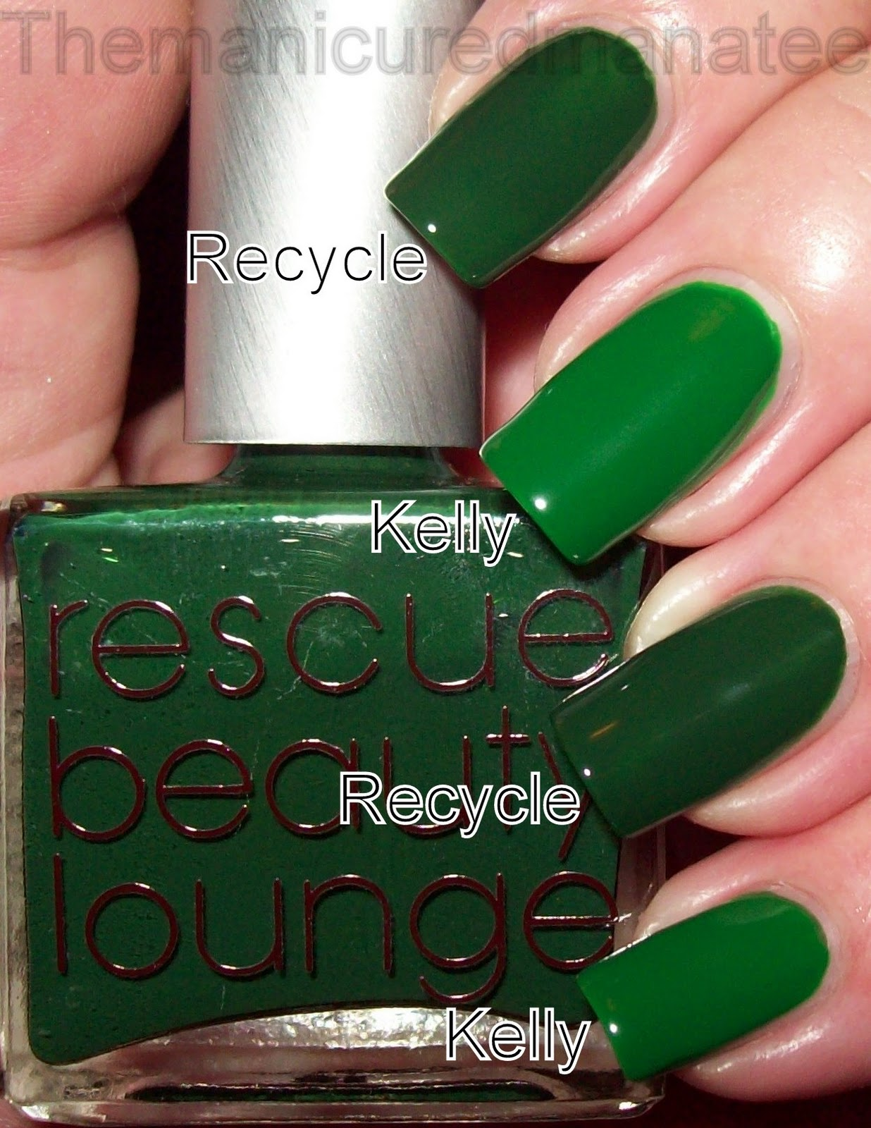 The Manicured Manatee: Reader Request- Rescue Beauty Lounge Comps ...