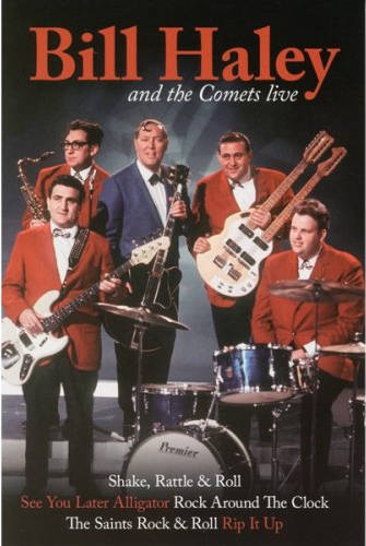 Bill Haley And His Comets - Rock Around The Clock / Skinny Minnie