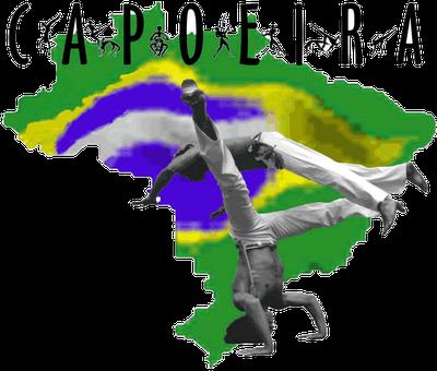 """*""""Capoeira é de Todos e de Deus. Mundo e gentes têm mandinga, Corpo tem Poesia, Capoeira tem Axé""""*"""