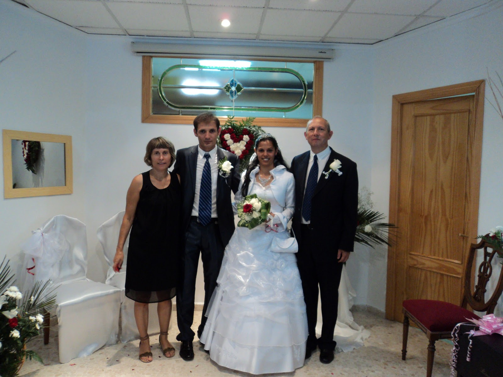 Matrimonio Catolico Y Adventista : Iglesia cristiana adventista de huelva la boda alina
