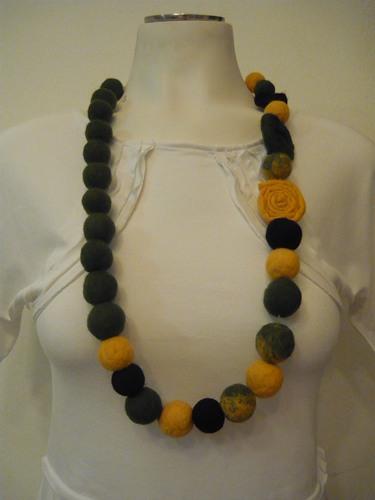 Collar Bruma Verde
