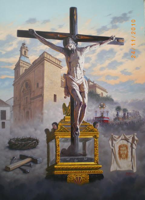 Cartel Santo Entierro MAGNO de Sanlucar 2.011