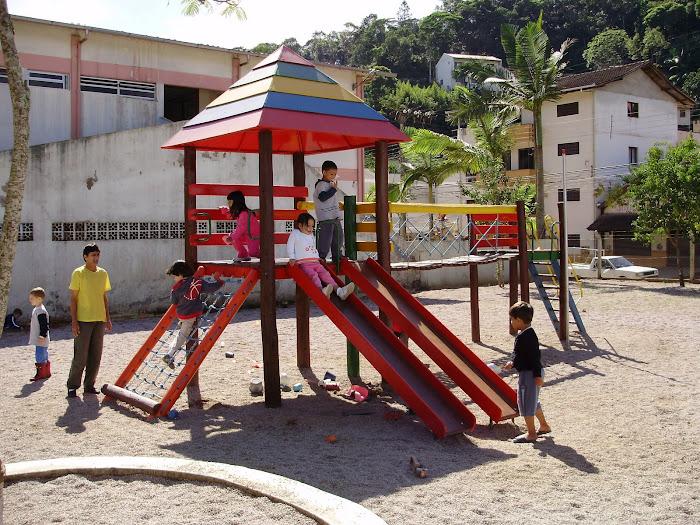 Playground sem balanço.P.N.2