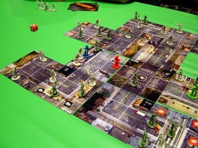 Zombies il gioco da tavolo zombie knowledge base - Zombie side gioco da tavolo ...
