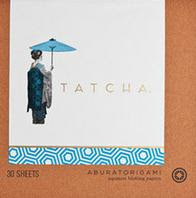tatcha japanese blotting papers
