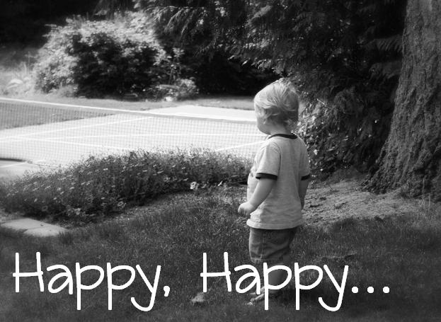 Happy, Happy...