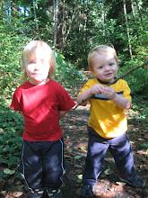 The Boys Salmon Hunting