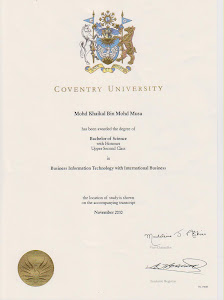 Coventry Certificated