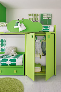 детска - Детската стая! Green-Kids-Bedroom-Ideas-By-Stemik-Living-06