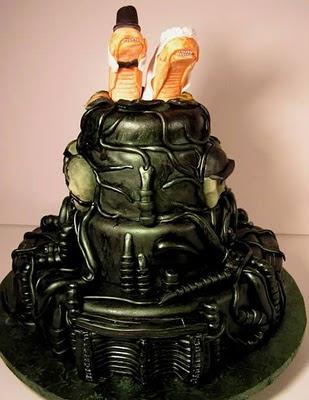 торта - Сватбената торта Funny+wedding+cakes+11