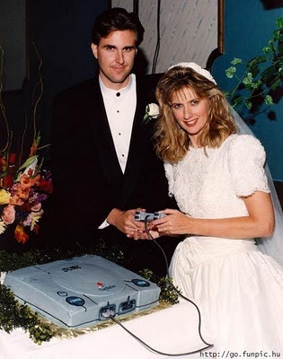 торта - Сватбената торта Funny+wedding+cakes+21