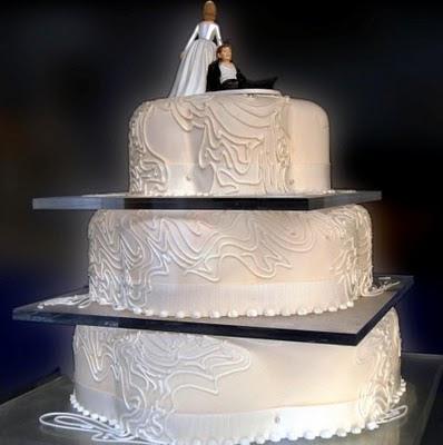торта - Сватбената торта Funny+wedding+cakes+24