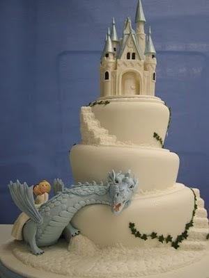 торта - Сватбената торта Funny+wedding+cakes+26