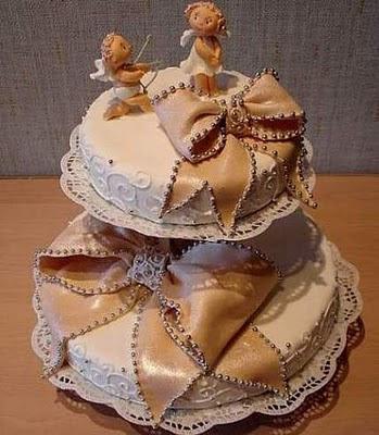 торта - Сватбената торта Funny+wedding+cakes+28