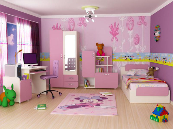 kids room design kids room design ideas 4 kids room designs with color to spare - Kids Room Design Ideas