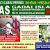 Poster-poster Pilihanraya: Edisi Baca Cetak Edar