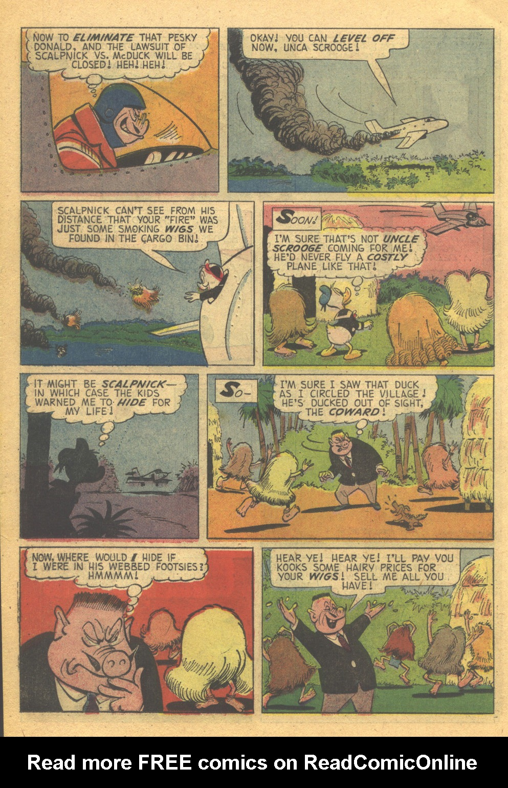 Uncle Scrooge (1953) Issue #85 #85 - English 14