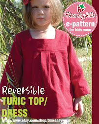 Reversible tunic/dress
