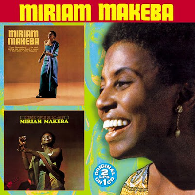 Miriam Makeba - Miriam Makeba + The World of (1961/63)